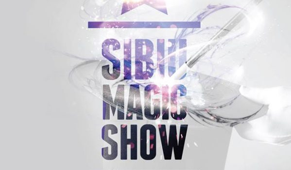 O nouă ediție Sibiu Magic Show