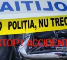 Accident mortal produs în Mediaș, pe fondul neacordării de prioritate
