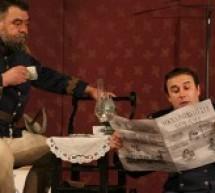 Ion Luca Caragiale celebrat de actorii Teatrului Național din Sibiu