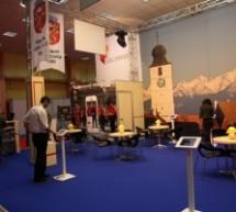 Destinaţia de turism cultural Sibiu prezentă la târgul de turism din Berlin