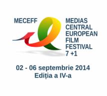 Mediaş Central European Film Festival, la a patra ediție