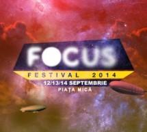 Focus Festival se desfășoară pentru a doua oară în Sibiu. Vezi programul evenimentului