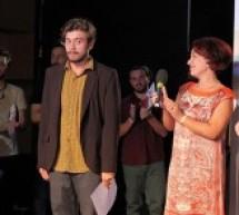 Actorul sibian Ioan Alexandru Savu a câştigat Premiul Publicului pentru Cel mai bun actor la Gala HOP 2014