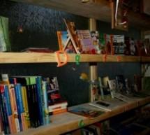 Noua biblioteca din Moșna, deschisă într-o șură reamenajată