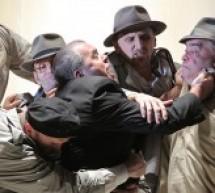 """""""Oidip"""", spectacol sold-out la Festivalul Naţional de Teatru"""