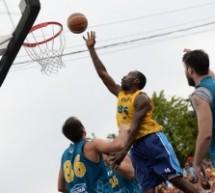 """Competiţia anuală """"Sibiu Streetball"""" revine pentru a şaptea oară"""
