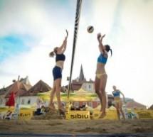 Înscrierile continuă la a treia ediţie a turneului de volei pe plajă Sibiu Sands