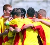 Un sibian în lotul naționalei de fotbal U17 pentru meciurile amicale cu Scoția