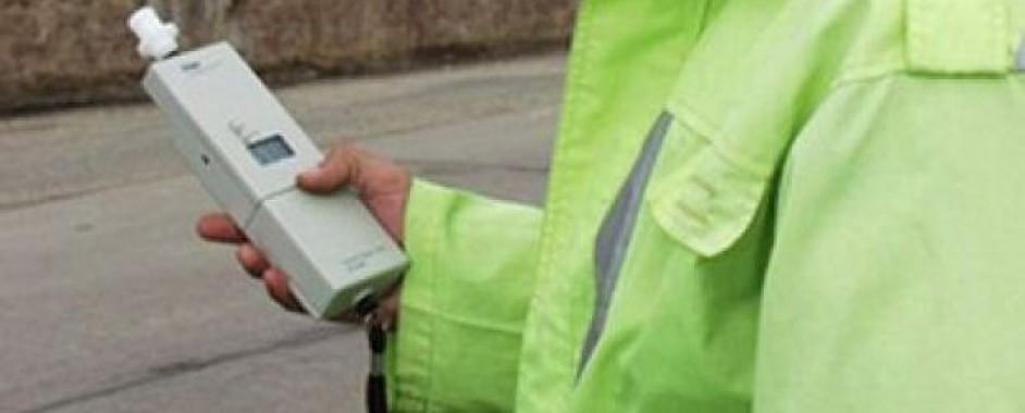 Polițiștii sibieni au depistat trei șoferi care conduceau aflându-se sub influența alcoolului
