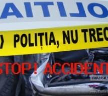 Sibian cercetat penal pentru vătămare corporală din culpă și părăsirea locului accidentului