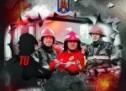 18 voluntari s-au alăturat salvatorilor din cadrul ISU SIBIU