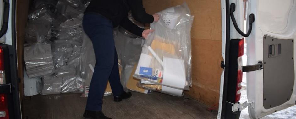 Rezultate parțiale înregistrate în județul Sibiu la alegerile locale