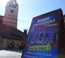 CS Măgura Cisnădie joacă pe teren propriu cu CSM București
