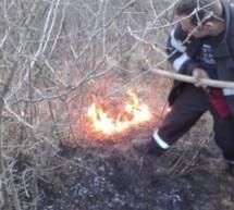 Măsuri de prevenire a incendiilor de vegetație uscată în Sibiu