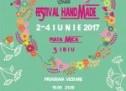 Festivalul Handmade Creative Buzz se desfășoară la Sibiu