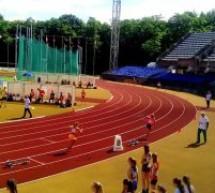 Medieșenii s-au calificat în finale la Jocurile Internaționale ale copiilor organizate în Kaunas (Lituania)