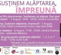 """Sibiu: Campania """"Susținem alăptarea, împreună!"""" se va desfășura în perioada 1-7 august"""