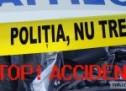Accident rutier în Sibiu cu părăsirea locului producerii