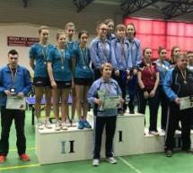 Tenis de masă: Medalie de argint pentru CSM Mediaș la Campionatele Naționale de junioarel