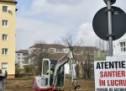 Șantiere deschise în Sibiu