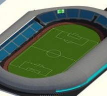 Viitorul stadion din Sibiu va avea o capacitate de 19.000 de locuri și tribune acoperite