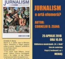 Lansare de carte la Biblioteca Municipală Mediaș