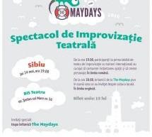 Tabăra de creație și improvizație teatrală organizată la Sibiu