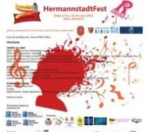 """O nouă ediție a Festivalului Internațional """"Hermannstadtfest"""""""