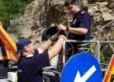 Misiune pirotehnică efectuată de ISU Sibiu pe Transfăgărășan
