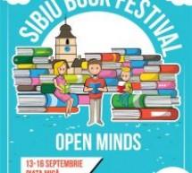 O nouă ediție a festivalului Dialog Sibiu Book Festival – Open Minds