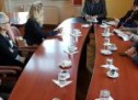 Delegație franceză, în vizită la Consiliul Județean Sibiu