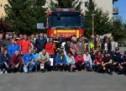 Pompieri din Slovenia, în vizită la ISU Sibiu