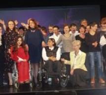 """Evenimentul """"Unite pentru femeia cu dizabilități"""", organizat de DGASPC Sibiu"""