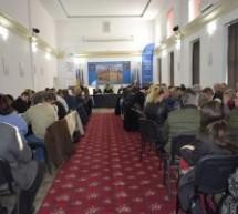 Prefectul Adela Muntean s-a întâlnit cu primarii din județul Sibiu