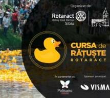 A doua ediție a Cursei de Rățuște în Sibiu