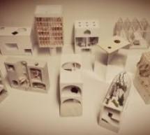 Expoziția de Proiecte și Machete a Școlii de Arhitectură din Sibiu