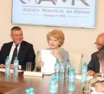 Primarul Sibiulu, Astrid Fodor, desemnată membru al delegației Asociației Municipiilor din România la Consiliul European al Municipalităților și Regiunilor (CEMR)