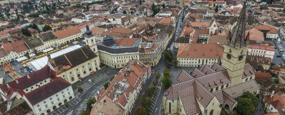 Municipiul Sibiu a intrat în carantină