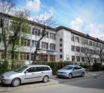 Încep lucrările de reabilitare a clădirii Liceului Constantin Noica din Sibiu