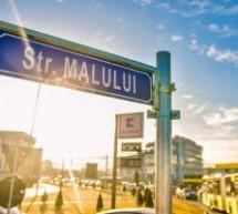 Primăria Sibiu continuă montarea noilor indicatoare cu denumirea străzilor din oraș