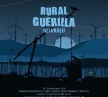 "Expoziția ""Rural Guerilla"", la Primăria Sibiu"