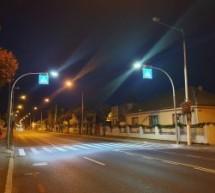 Treceri de pietoni iluminate inteligent pentru siguranța pietonilor în Sibiu