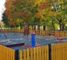 Un nou loc de joacă pe Aleea Șelimbăr din Sibiu