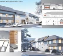 Finanțare nerambursabilă pentru un centru multifuncțional din Sibiu