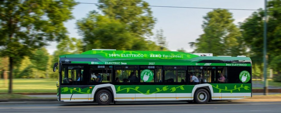 Primăria Sibiu a semnat contractul pentru cumpărarea a 9 autobuze electrice