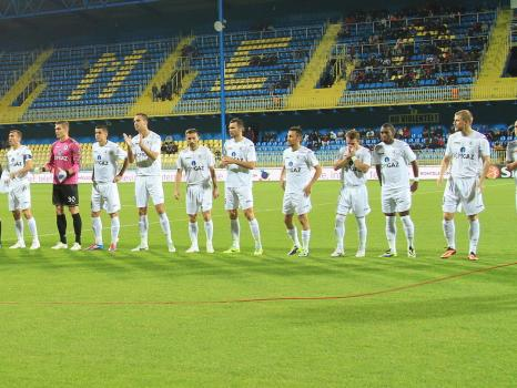 Gaz Metan Mediaș – Astra Giurgiu 0-1, în optimile Cupei României