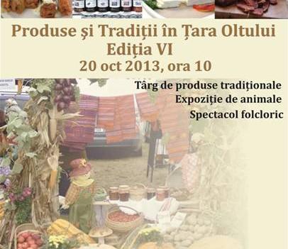 Produse şi tradiţii în Ţara Oltului – prezentate la Avrig