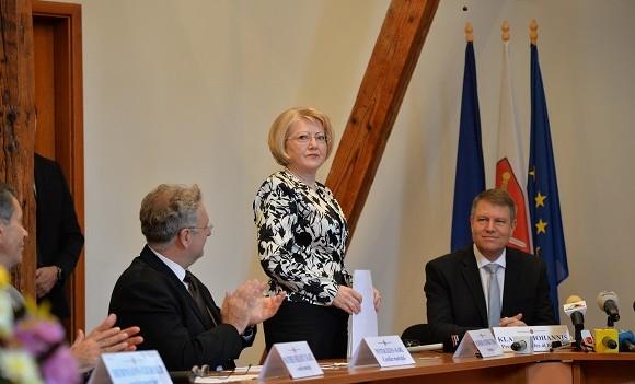 Astrid Fodor, primar interimar al Sibiului