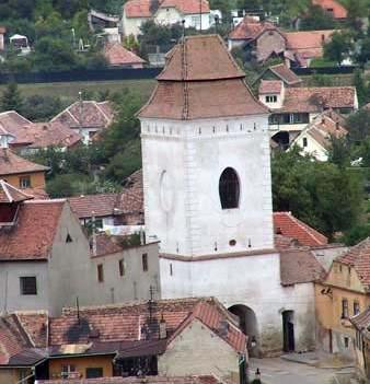Reabilitarea turnurilor şi zidurilor de fortificaţie medievală Mediaș