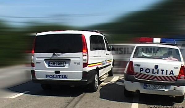 Bărbat condamnat la închisoare, prins de polițiștii din Sibiu